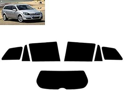 Film Solaire Prédécoupé Teinté pour-Opel Astra H 5-Doors Estate 2004-2009 Vitres Arrière & Lunette