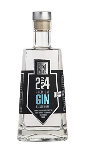 JoM Spirits Gin 2.4 - Blended Premium Dry Gin 'King of Negroni'. Gin (1 x 0.7 l)
