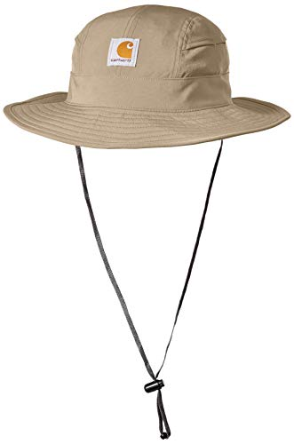Carhartt unisex-adult Force Extremes Angler Boonie Hat Hat, Desert, L/XL