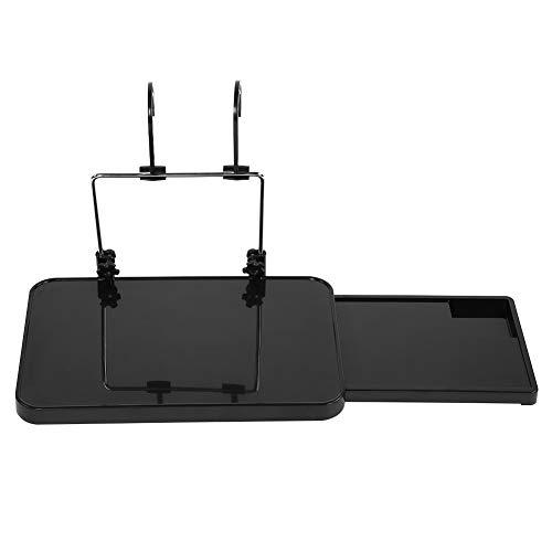 Solomi Auto-Tabellen-Behälter - Essen des Rad-Schreibtisches, Faltbare Auto-Rücksitz-Tabelle for Laptop-Snack