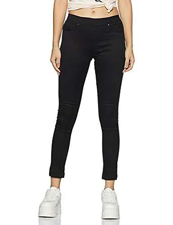 EASYBUY Women's Fashion Skinny Jegging Full Length Jeans