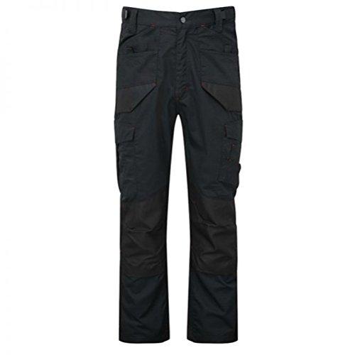 Productnaam: Tuff Stuff Tuffstuff Elite Work Broek Werkkleding Outdoor Builders Sterk Met Knie Pad Pockets (28