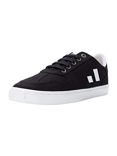 Ethletic Unisex Sneaker Lo Fair Sneaker Root II Jet Black 44 Fair   Vegan   Nachhaltig