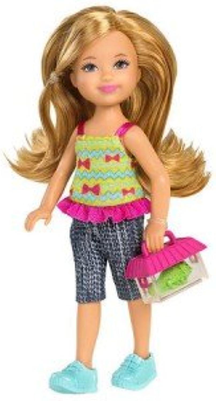 Barbie W3207  Chelsea and Friends range Viveca