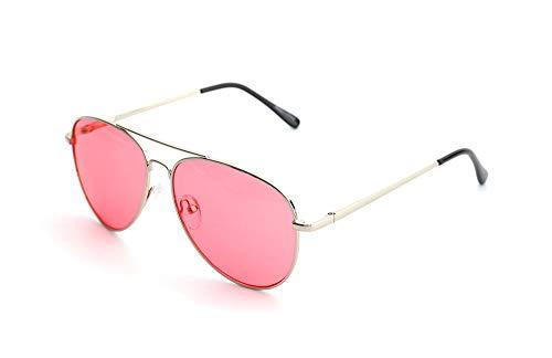 SomniLight FL-41 Light Sensitivity Glasses for Florescent Light Sensitivity, Photophobia, and Migraines (Aviator Style)