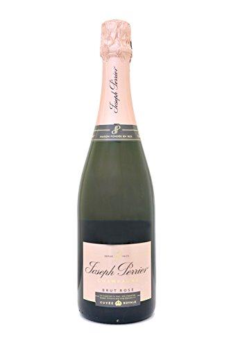 Champagne Joseph Perrier Rosé Brut 0,75 Liter