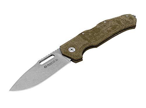 Maserin 01MA100 Taschenmesser Nimrod Desert Micarta, Klingenlänge: 9,5 cm