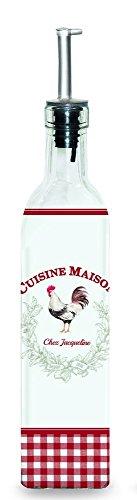 Jd Diffusion BOT270CUSI - Bottiglia da Cucina, 270 ml, Multicolore