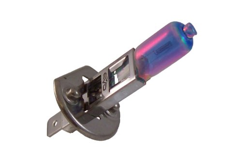 EVO Formance 93383 Spectras 75W=100W Blue H1 Halogen Bulb - Pack of 2