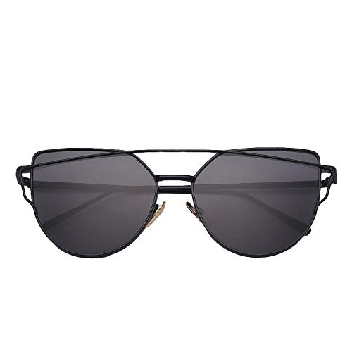 kanglang Gafas de sol Gafas de sol Gafas de sol Gafas de sol de lujo retro Gafas de sol Anti-Ultraviolet Anti-reflectantes-4