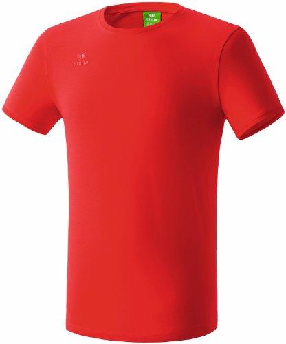 erima Kinder T-Shirt Style, rot, 116, 208354