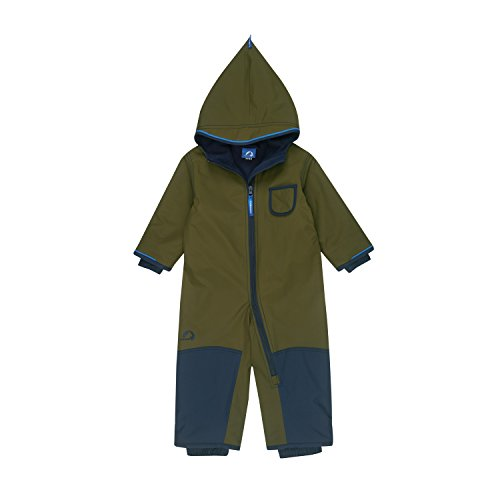 Finkid Pikku Winter beech navy Kinder Ski & Schneeanzug Winter Outdoor Overall