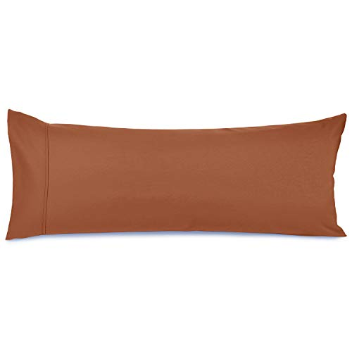 Nestl Bedding Premium Body Pillowcase - Double Brushed...