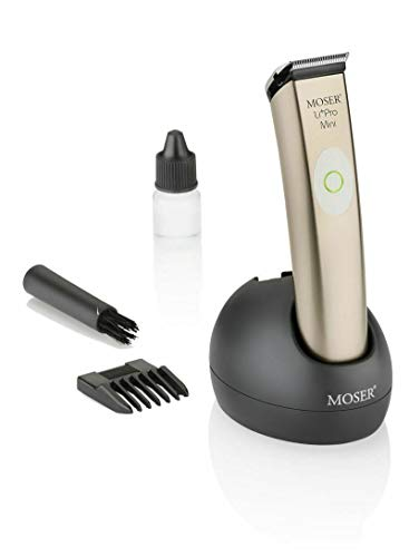 Price comparison product image Moser 1584-0053 Li Pro Mini Rose Gold Edition Cordless Hair Trimmer