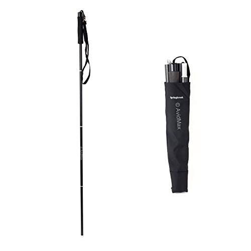 Springbrook Collapsible Graphite Wading Staff by Temple Fork Outfitters