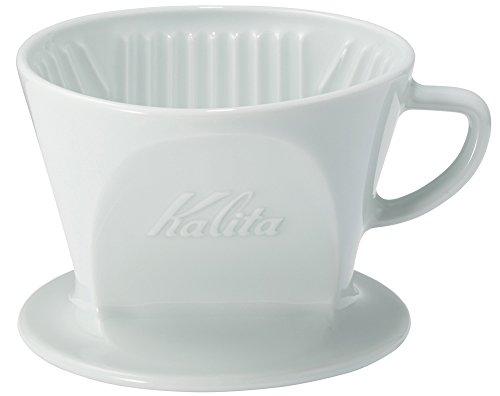 カリタ Kalita コーヒー ドリッパー 磁器製 波佐見焼 2~4人用 HASAMI & Kalita HA102 #02010