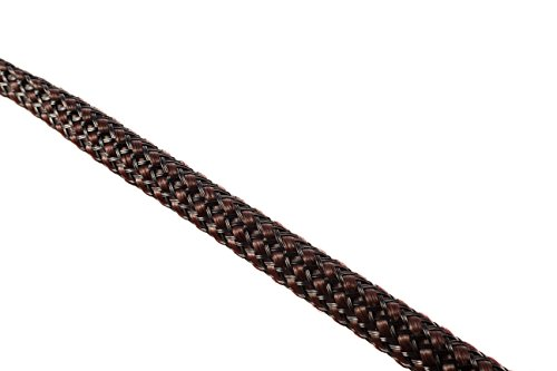 Geweven slang Hifi Lab 8mm gevlochten slang kabelbescherming beschermslang luidsprekerkabel bescherming 10m