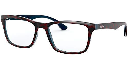 Ray-Ban 0rx5279 Gafas de lectura, Rot, 55 para Hombre