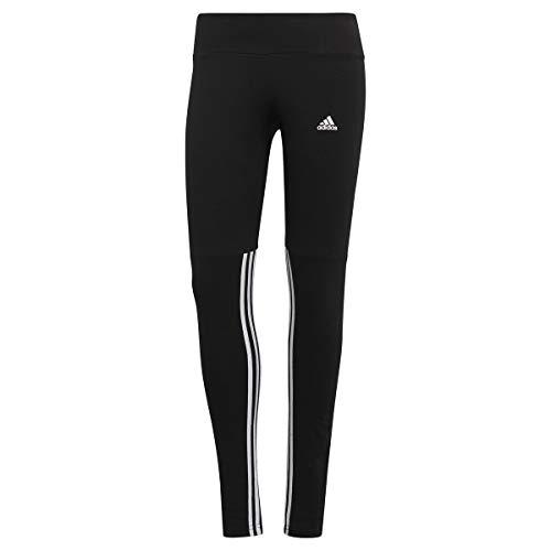 adidas GL1371 W 3S Leg Leggings Womens Black XL