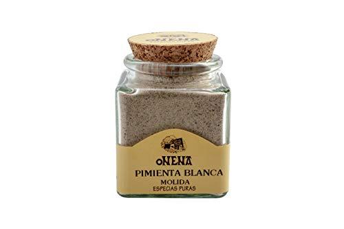 Onena Pimienta Blanca Molida Especias 55 g