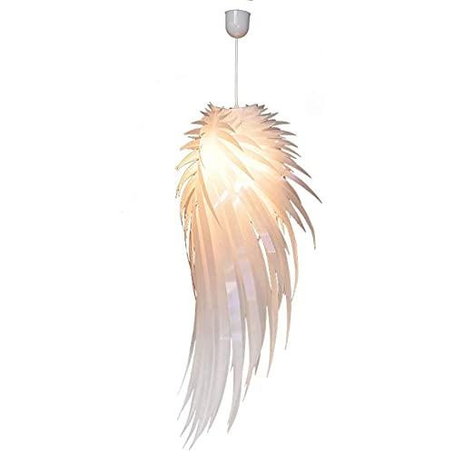 WOERD LED Lámparas Colgantes de Techo, Candelabro Regulable Lámpara de Techo, Modernas Lámpara De Araña, Lámpara Colgante para Baño Dormitorio Isla Cocina Sala de Estar Comedor Balcón