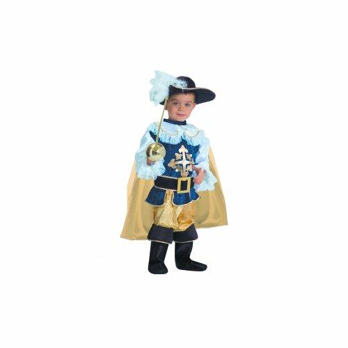 Dress Up America Set de Disfraz de Musketeer De Lujo para Niños
