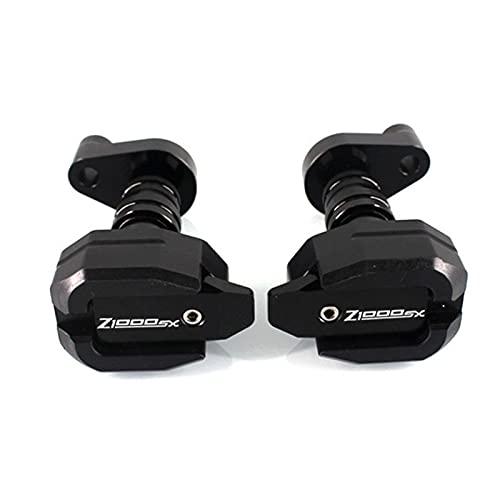 DZSLTC Topes Anticaida Moto para KAW┐ASAKI Z1000 SX Z1000SX 2011-2016 2012 Topes Antideslizantes Protectores contra Golpes Y Caídas CNC Aluminio para Moto Motor Deslizadores Enduro Moto Accesorios