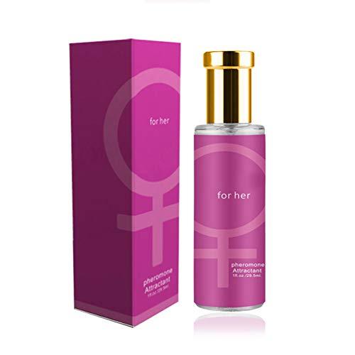 Ofanyia Body Perfume Spray Pheromones Oil Spray Enhance Pheromones to Attract Women and Men