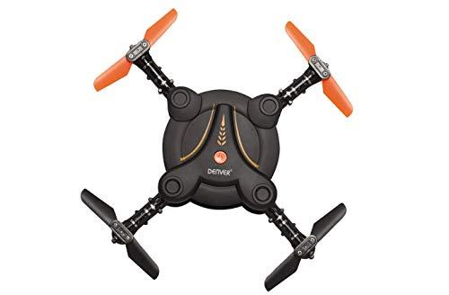 Denver DCH-200 - Dron con cámara (4rotores, 0.3MP, 640 x 480Pixeles, 300mAh, Negro)
