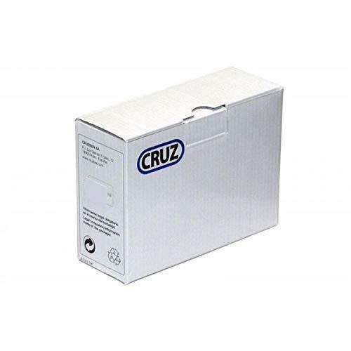 Cruz 399936001 - Kit de 4 ganchos para Optiplus Fix Astra H 5d (04-10) -GTC 3D (04-11), Negro