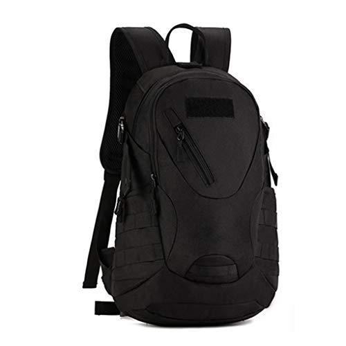 IAOHUO Pacchetto, 20L Tactical Military Rucksack Backpack Tactical Zaino Grande Assault Daypack, Borsa Impermeabile Militare (Color : Beige)