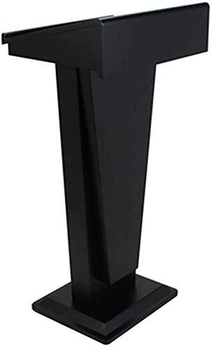 WNN-URG Wohnaccessoires-Lektoren-Tabletop-Lektoren Podium-Hosting-Empfangs-Rezeption Hochleistungs-Handelspodest hohes Podium für Bodenholz-Lektoren Podium für Kirchenschule Präsentation WNN-URG