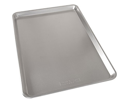 Nordic Ware Natural Aluminum Commercial Baker's Big Sheet