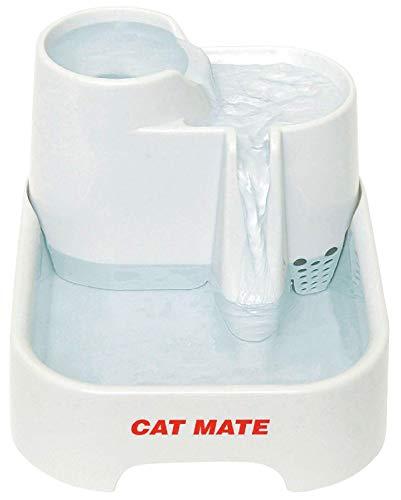 Pet Mate Cat Mate Abreuvoir pour Animal...