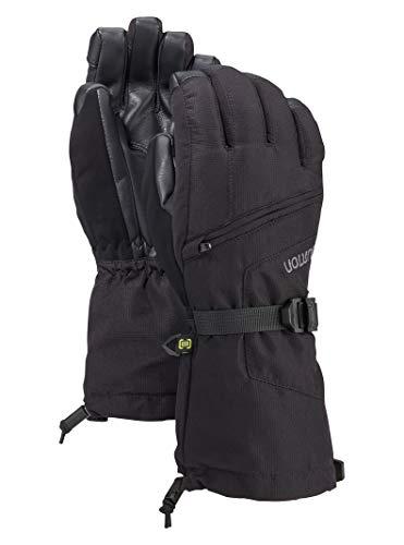 Burton Kids' Vent Glove, True Black, X-Large