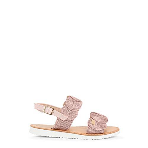 Miss Sixty - Sandal para niña con correa MS786 rosa Size: 40 EU
