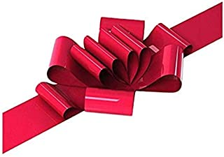 UrbanRed Big Red Bow for Car - Car Bow Giant Red - 23