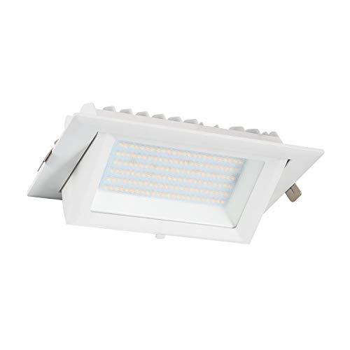 LEDKIA LIGHTING Foco Proyector Direccionable Rectangular LED 60W 130 lm/W LIFUD Blanco...