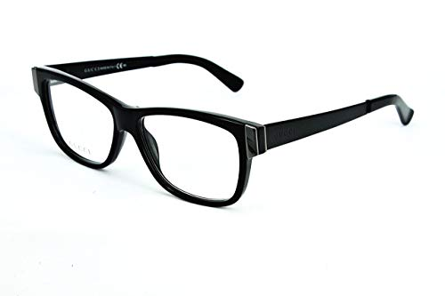 Gucci Gestell 3719ACZ53 (53 mm) schwarz
