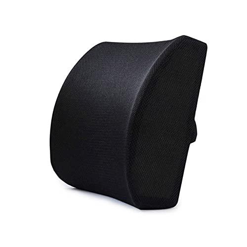 Lordosenstützkissen;Memory Foam Stuhlkissen unterstützt Zubehör für den unteren Rücken AutokissenMemory Foam Kissen - a6, A.