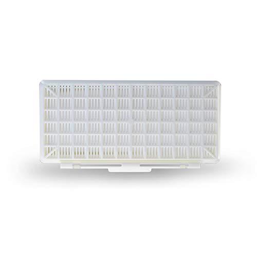 Aktiv HEPA Filter kompatibel zu Siemens VZ154HFB / Bosch BBZ154HF für Siemens Serien Q 5.0 / Q 8.0 / Z 5.0 / Z 6.0 / Z 7.0 wie VSQ5X1230 von Cleanmonster