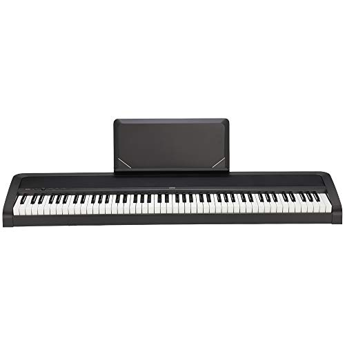 Korg 88 Tasten Lighter-Touch Digital Piano mit Audio und MIDI USB, kostenlose Software