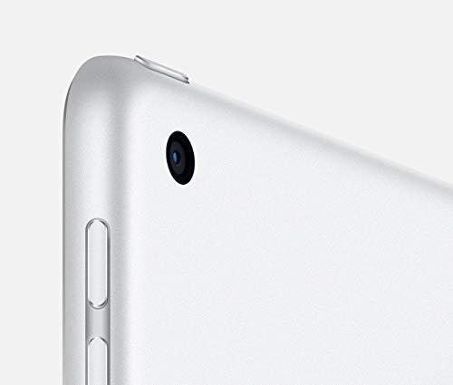 2020 Apple iPad (10,2, Wi-Fi, 32GB) - Silber (8. Generation)