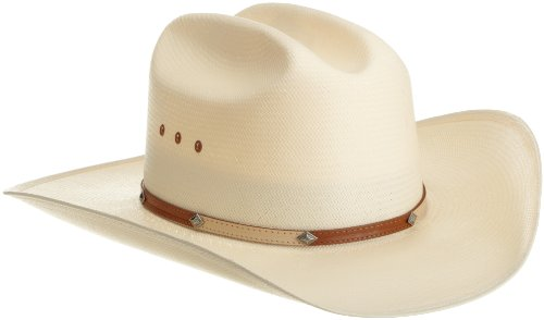 Stetson Men's Grant T Hat, Natural, 7 1/8