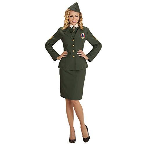 WIDMANN WDM59174 kostuum Esercito groen Large
