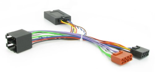 T1 Audio T1-CTSCT002-KENWOOD - Citroën Xsara, Picaso, C2, C3, C5, C8 incluye adaptador de volante Kenwood cable