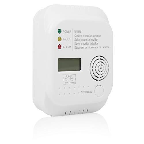 Smartwares RM370 Kohlenmonoxid CO Melder...