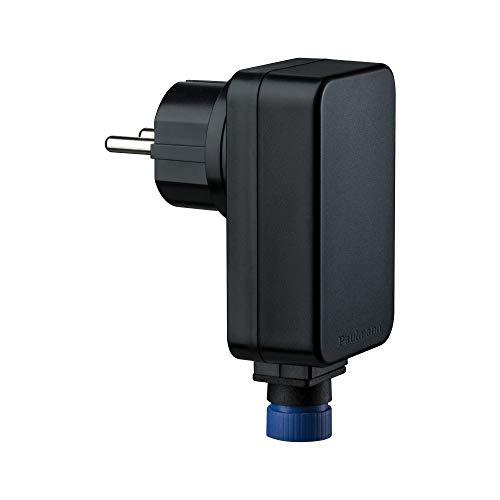 Paulmann 988.48 Outdoor Plug & Shine Power Supply IP44 230/24V DC 21W 98848 Trafo Transformator Aussenleuchten