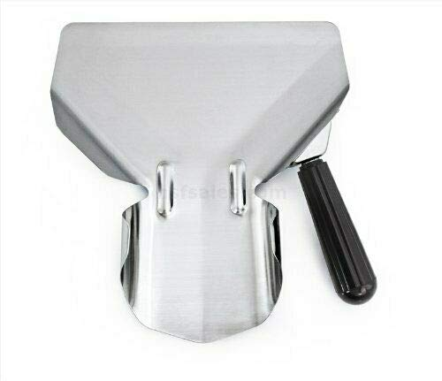 Stainless Steel Commercial French Fry Bagger, Right Handle 37807