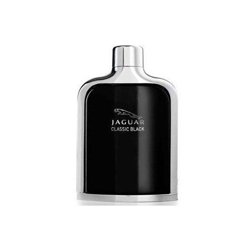 Jaguar Classic Black FOR MEN by Jaguar - 100 ml EDT Spray by Jaguar